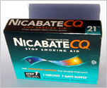 Nicabate CQ Patches 21mg (step 1)